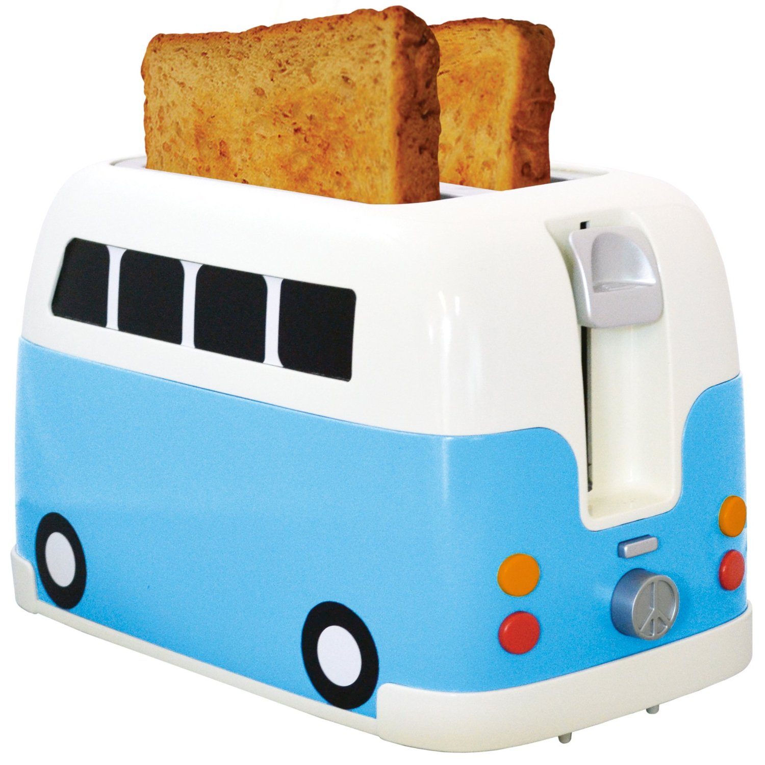 Toaster Campervan