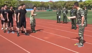 Militärtraining in China