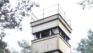 Wachturm zur Abholung