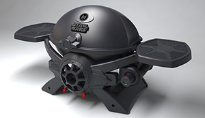 STAR WARS TIE-Fighter Grill
