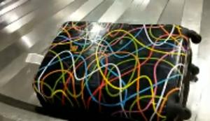 Das ist mein Koffer