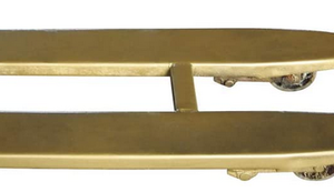 Bronze Hubwagen