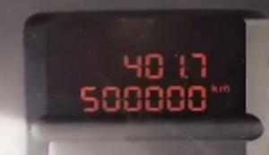 500000 Kilometer
