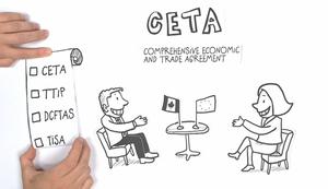 CETA � Angriff auf die Demokratie