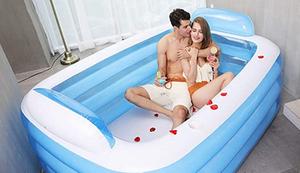 Pool für die Bude