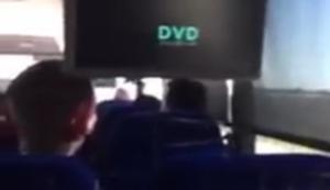 Unterhaltungsprogramm bei der Busfahrt