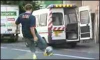 Spass mit der Polizei
