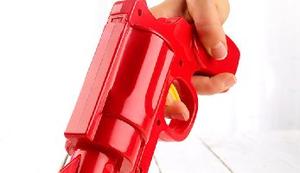 Ketchup- und Senf-Pistole