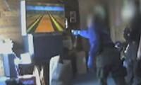 Eine Runde Wii spielen