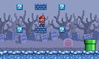 Super Mario Bros 2 Star Scramble Ghost Island