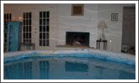 pool im wohnzimmer