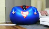 Supermans Freizeitbeschäftigung
