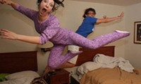 Bedjumping