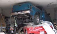 garage zu klein?