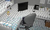 Das Büro des Kollegen umgestalten