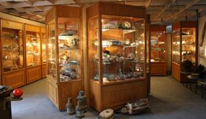 Komplettes Buddelschiffmuseum