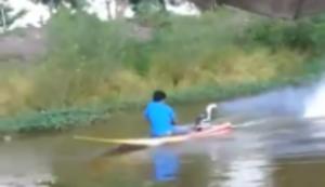 Thail�ndisches Speedboot