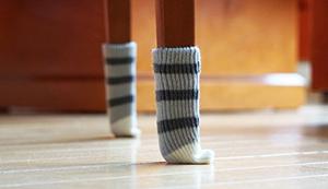 Socken für Stuhlbeine