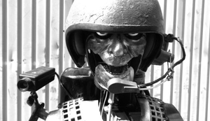 Roboter & Kampfmaschine