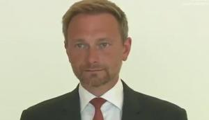 Christian Lindner und die Klingel