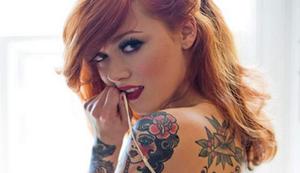 Tattoo Girls 2020