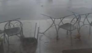 Stürmische Wetterlage