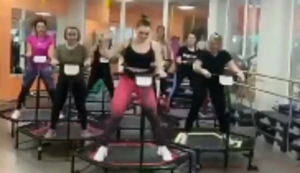 Fitness-Party