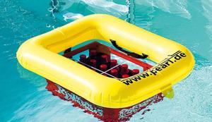 Bierkasten-Schwimmring