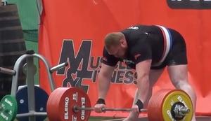 Europes Strongest Man 2014