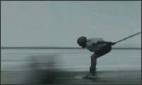ski-surfing