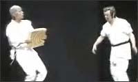 karate show