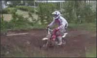 minibike backflip