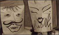 nudes masked