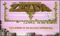 Zelda Werbespot