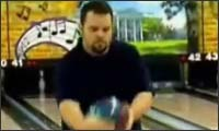 bowling - rückwärts