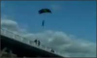 base jumping sky diving compilation