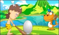 volcanic golf
