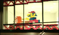 post it - donkey kong