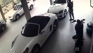 Geiler Porsche