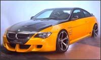 bmw m6 concept car