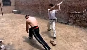 Kung Fu Training in China