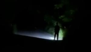 Angeber-Taschenlampe
