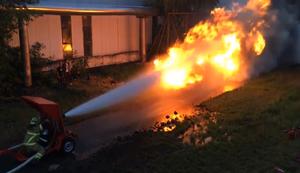Wasser vs Feuer