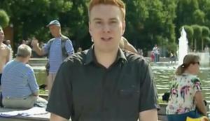 Reporter in Gefahr