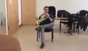 Neulich in der Musikschule