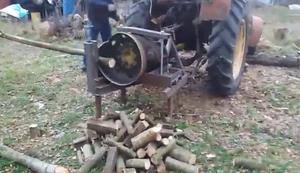 Holzschneider Marke Eigenbau