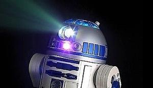 Seltener R2D2 Projektor