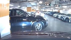 Auto ausparken