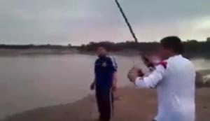 Dicker Fisch