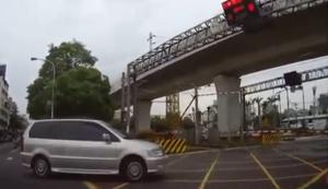Bahn�bergang in Taiwan